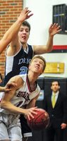 Hall-Dale boys basketball avenges loss to Dirigo