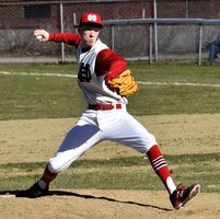 Hall-Dale baseball rolls past Bridgeway