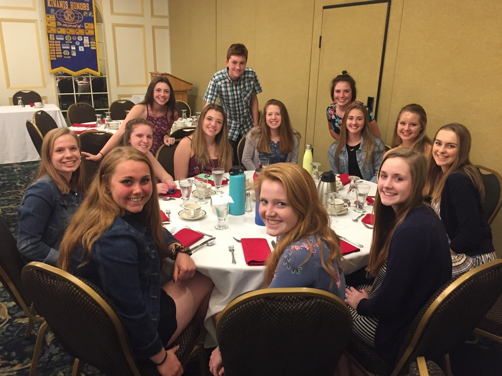 Key Club - Kiwanis Recognition Luncheon