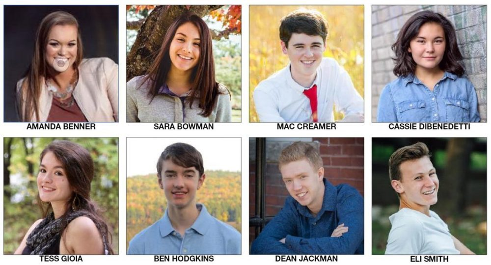 Hall-Dale High School lists top summa cum laude students for 2018