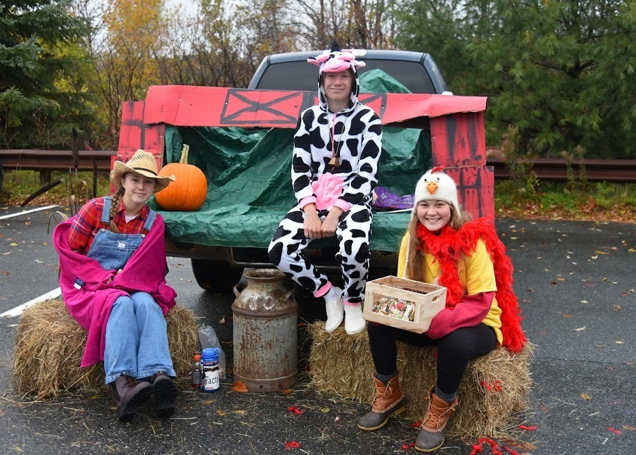 Trunk or Treat Raises $500 for UNICEF