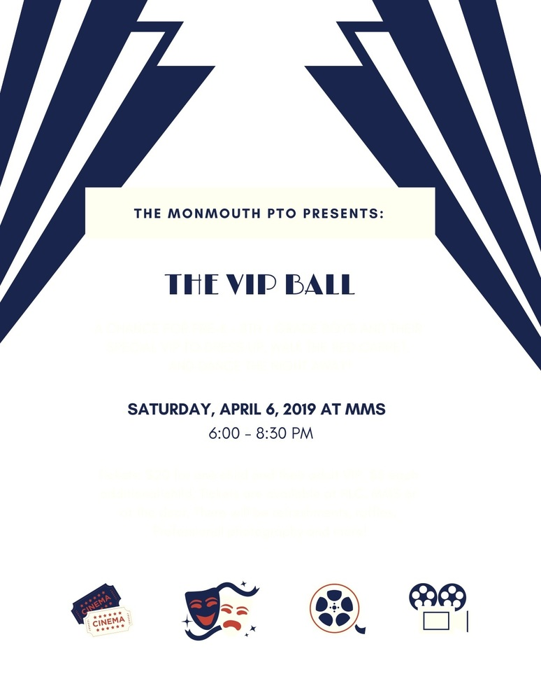 The Monmouth PTO's 3rd Annual VIP Ball