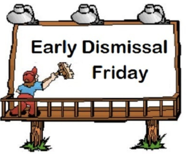 Early Release Day Friday November 8