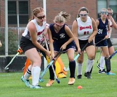 Hall-Dale Field Hockey notches first win