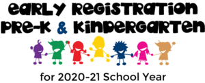 Pre-K & Kindergarten Registration
