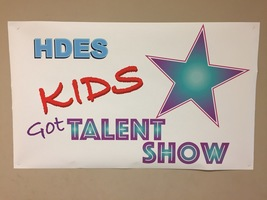 HDES Kids Got Talent Show