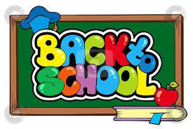 Back to School Info